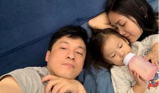Lam Trường khoe ảnh hạnh phúc bên vợ và con trước tin đồn trục trặc hôn nhân
