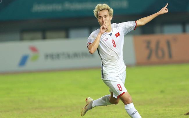 Tiền vệ Văn Toàn đang có phong độ rất cao trong màu áo HAGL tại V.League 2019