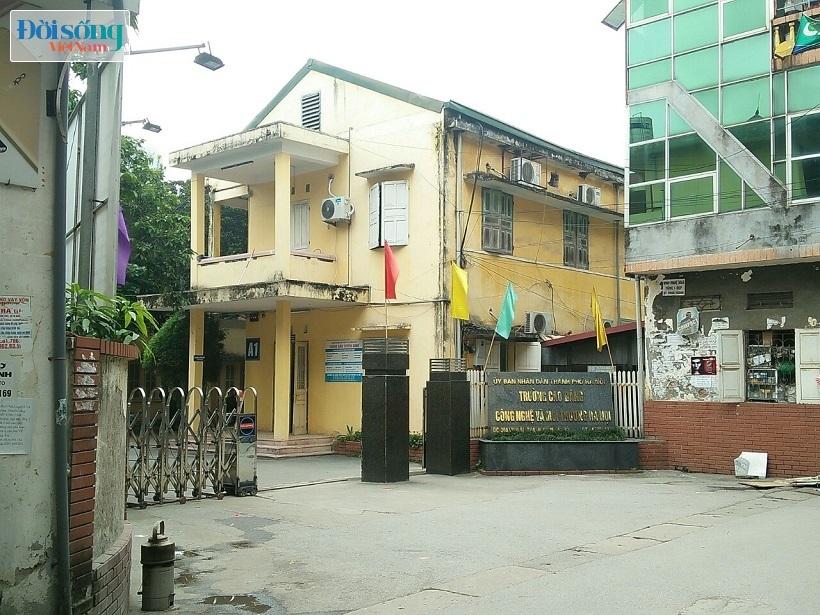 Trường CĐ Công nghệ và Môi trường Hà Nội