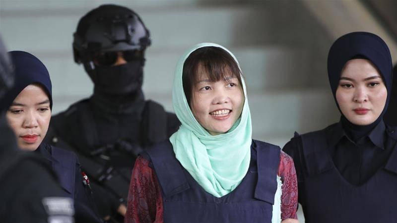Đoàn Thị Hương đã rời khỏi nhà tù bang Selangor và sẽ về đến Việt Nam vào tối nay