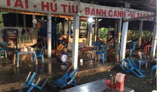 Quán ăn 'chặt chém' khách bị đập tan tành: Chủ quán sợ hãi tính bỏ nghề