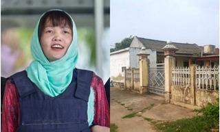 Gia đình Đoàn Thị Hương sửa sang nhà cửa, ngóng chờ phút đón con về
