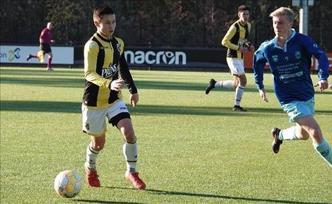 Kelvin Bùi được HLV Park Hang Seo ngắm cho U23 Việt Nam