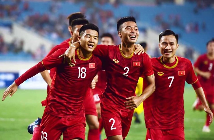 Đội tuyển U23 Việt Nam triệu tập 30 cầu thủ cho trận đấu với U23 Myanmar