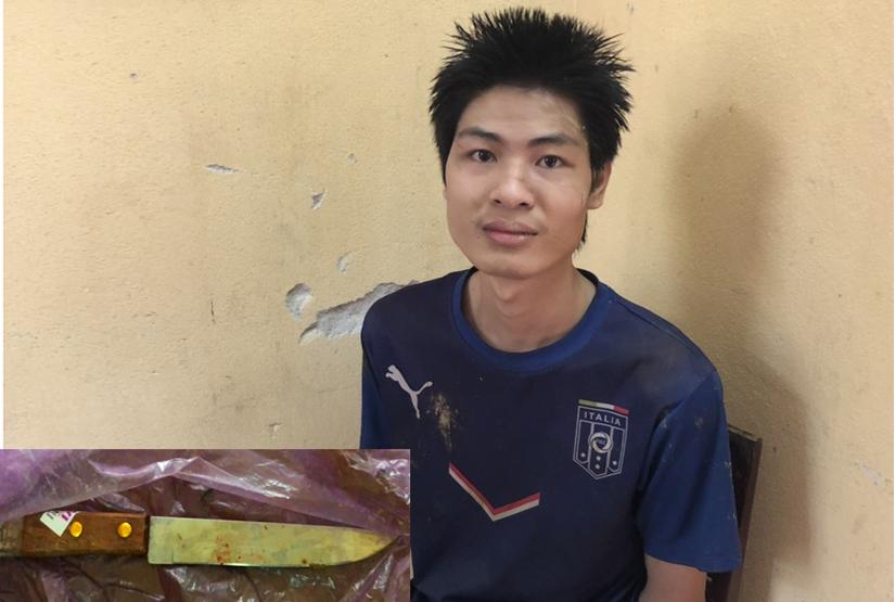 Khởi tố, bắt tạm giam đối tượng xông vào trường chém thương vong 6 cô trò ở Thanh Hóa