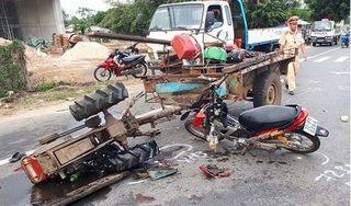 Tin tức tai nạn giao thông ngày 4/5/2019: Va chạm với xe khách, người đàn ông tử vong