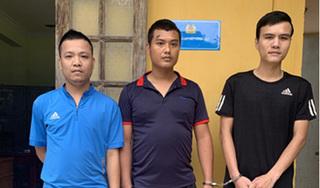 Thanh Hoá: Đổ xăng đốt máy ép cọc bê tông vì không đòi được tiền bảo kê