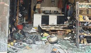Nguyên nhân người đàn ông đốt cửa hàng thời trang ở Hải Phòng