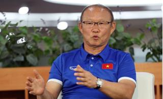 HLV Park Hang Seo tiết lộ lý do dẫn dắt 2 đội tuyển dự SEA Games và vòng loại WC