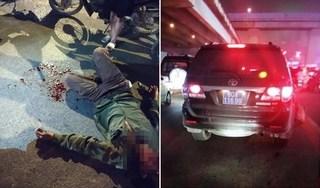 Lái xe biển xanh tông người đàn ông ở Nam Định trọng thương đã ra trình diện