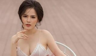 Cận cảnh vẻ đẹp nóng bỏng của 'thánh nữ Ghiền Mì Gõ' Phi Huyền Trang