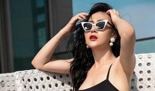 Phương Oanh 'Quỳnh búp bê' tung loạt ảnh bikini đốt mắt người xem