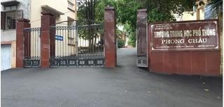 Công an vào cuộc thông tin nam sinh lớp 10 khiến 4 bạn nữ mang thai ở Phú Thọ