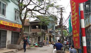 Đã bắt được nghịch tử sát hại bố đẻ dã man ở Hà Nội
