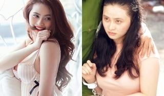 Hot girl Ngọc Miu tiều tụy gạt nước mắt khi ra tòa cùng trùm ma túy