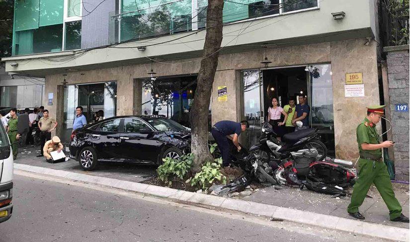tin tức tai nạn giao thông mới nhất, nóng nhất hôm nay 7/5/2019
