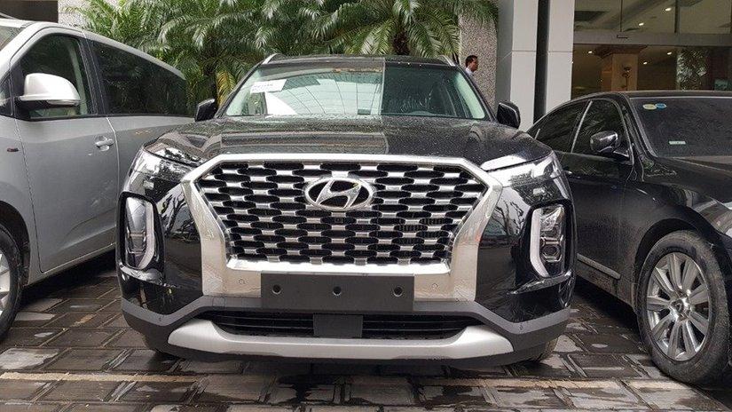 Hyundai Palisade bất ngờ xuất hiện tại Việt Nam
