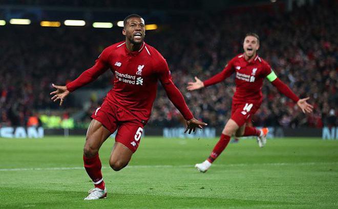 CLB Liverpool vào chung kết sau màn lội ngược dòng ngoạn mục trước CLB Barcelona