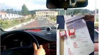 Lập chuyên án điều tra việc làm giấy khám sức khoẻ giả cho người học lái xe