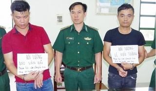 Nam Định: Bắt quả tang 2 đối tượng vận chuyển chục bánh heroin về Quất Lâm tiêu thụ