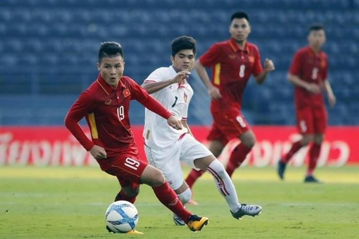 Địa điểm tổ chức U23 Việt Nam và U23 Myanmar sẽ là SVĐ Phú Thọ
