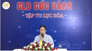Bà Phạm Thị Yến chùa Ba Vàng lại tiếp tục 'đăng đàn' thuyết giảng