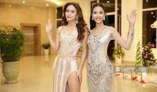 Mâu Thủy hài hước 'bàn kế soán ngôi' Hoàng Thùy để thi Miss Universe 2019