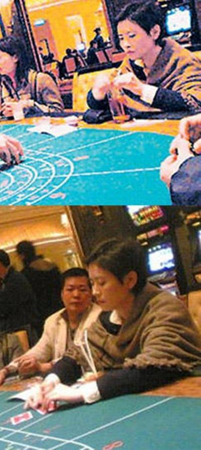 Những 'con bạc' tai tiếng nhất làng giải trí Hoa ngữ