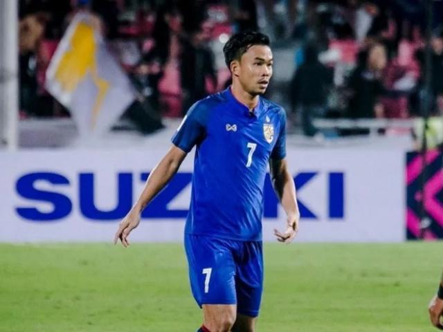 Tiền vệ Sumanya Purisai tin đội tuyển Thái Lan sẽ đánh bại Việt Nam tại King's Cup 2019