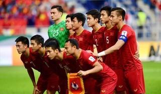 Đội tuyển Việt Nam nguy cơ mất trụ cột ở King's Cup 2019