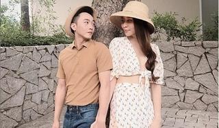 Cường Đô la và Đàm Thu Trang khoe ảnh chụp chung, ngập tràn hạnh phúc