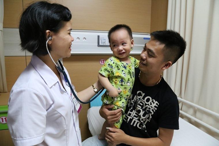 Sốt, ho kéo dài không khỏi, bé 16 tháng phát hiện mắc loại virus adeno vô cùng nguy hiểm 2