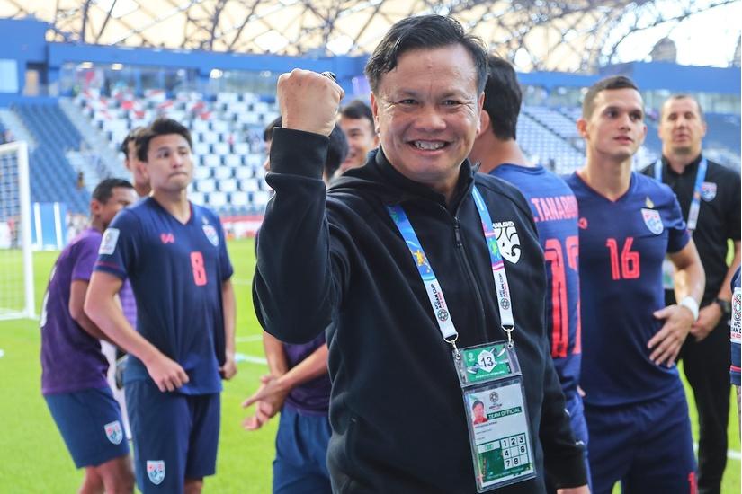HLV Thái Lan tự tin đánh bại Việt Nam tại King's Cup 2019