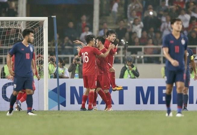 King's Cup 2019 chứng kiến màn so tài thú vị giữa Việt Nam và Thái Lan
