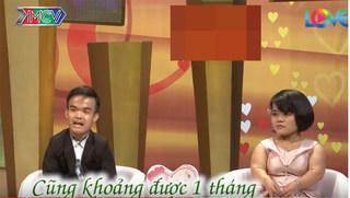 Cặp đôi 'tí hon' tiết lộ lần đầu vượt rào 'ăn cơm trước kẻng'
