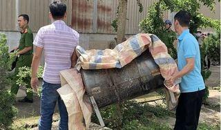 Rúng động lời khai của gã chồng sát hại vợ, đốt xác phi tang trong thùng phi