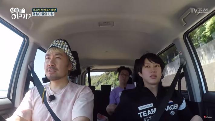 diễn viên Noh Hong Chul, Kim Yeong Chul và Heechul (Super Junior)