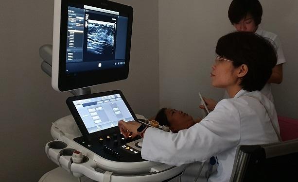 Hàng trăm phụ nữ Hà Nam được sàng lọc ung thư vú miễn phí 2