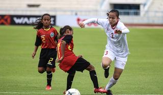 U15 nữ Việt Nam đánh bại Timor-Leste với tỷ số không tưởng