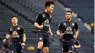Lương Xuân Trường lọt vào đội hình tiêu biểu vòng 10 Thai League