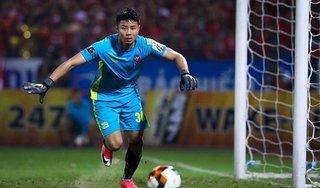Thủ môn Nguyễn Văn Toản được triệu tập lên tuyển Việt Nam