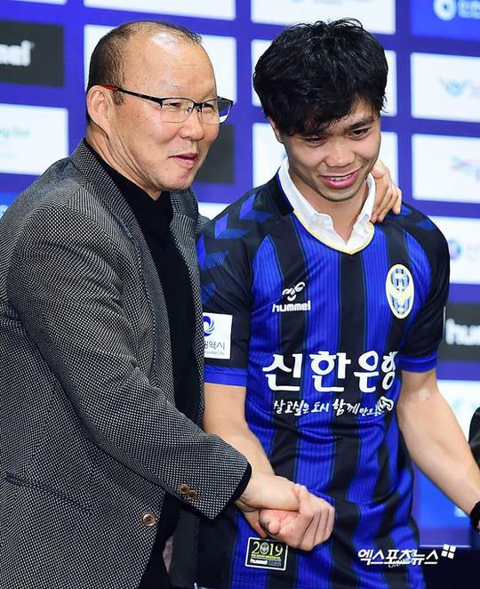HLV mới Incheon là học trò cũ của HLV Park Hang Seo: Công Phượng hưởng lợi?