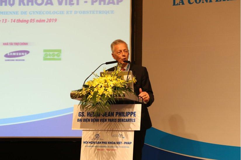 Hội nghị sản phụ khoa Việt-Pháp 2019: Nơi hội tụ những chuyên gia sản khoa hàng đầu 4