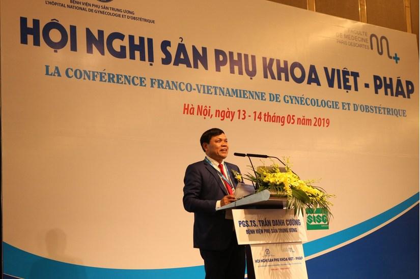 Hội nghị sản phụ khoa Việt-Pháp 2019: Nơi hội tụ những chuyên gia sản khoa hàng đầu 3