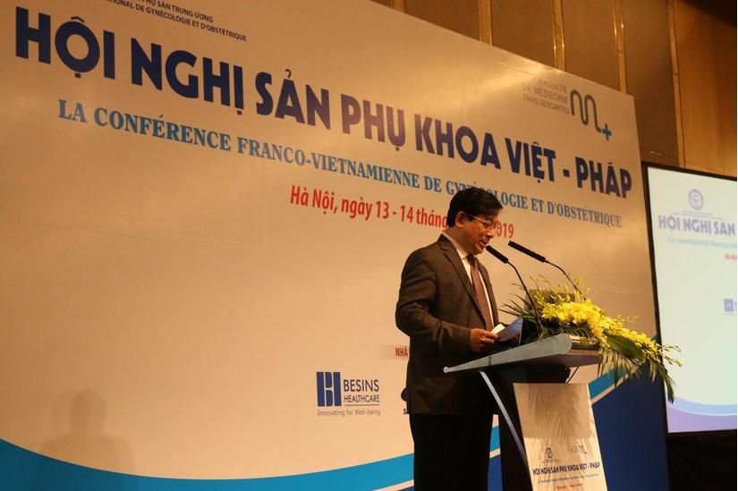 Hội nghị sản phụ khoa Việt-Pháp 2019: Nơi hội tụ những chuyên gia sản khoa hàng đầu 2