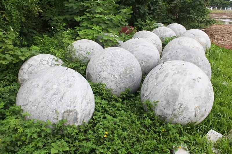 Số phận của những quả bóng xích ở sân Mỹ Đình giờ ra sao