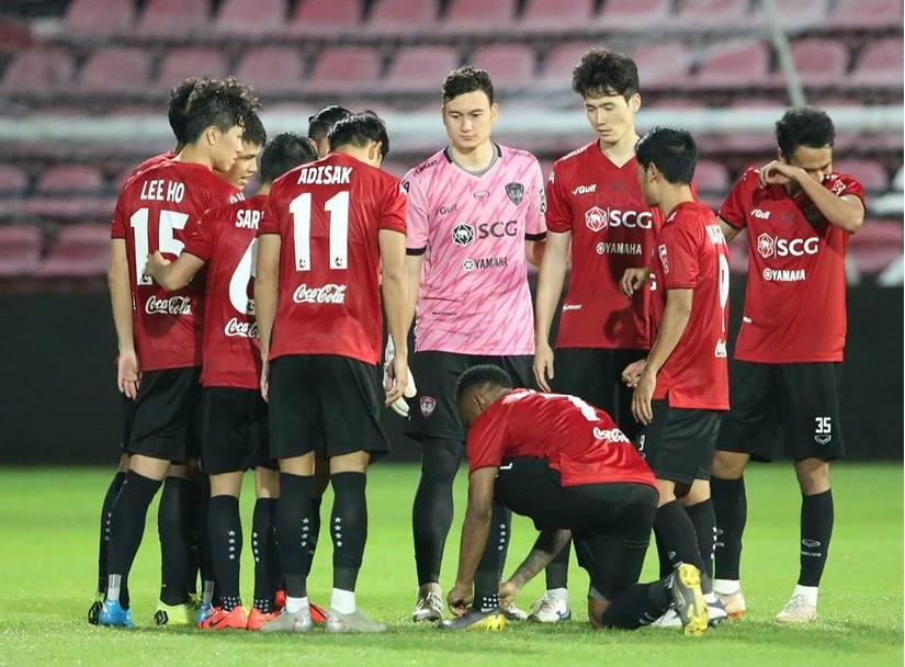 Liên đoàn bóng đá Thái Lan trước lời đề nghị của CLB CLB Muangthong United