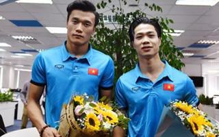 Công Phượng vượt Bùi Tiến Dũng, trở thành cầu thủ 'hot' nhất Việt Nam