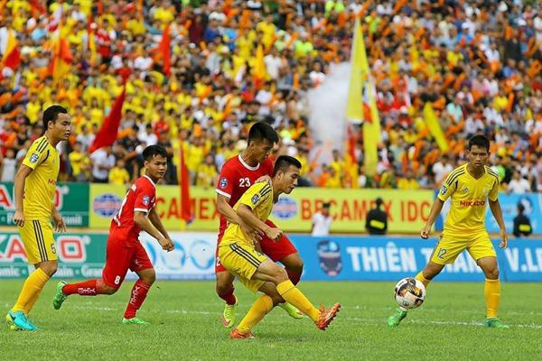 VFF kỷ luật nặng CLB Nam Định tại vòng 9 V-League 2019