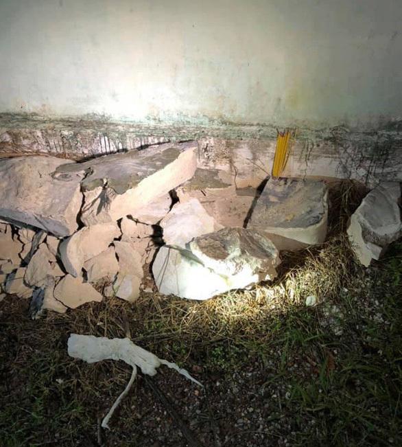 Hiện trường rùng rợn vụ phát hiện liên tiếp 2 thi thể bị đổ bê tông ở Bình Dương
